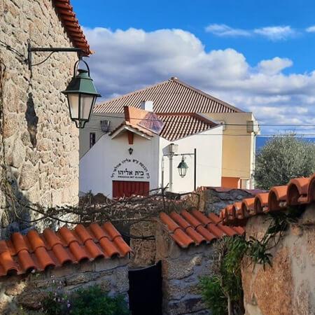 Sinagoga de Belmonte, na Serra da Estrela